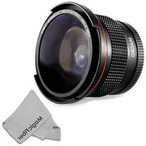 58MM 0.35x Altura Photo HD Fisheye Wide Angle Lens  for