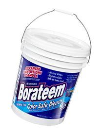 Borateem 00145 5 gallon Chlorine-Free Color Safe Laundry