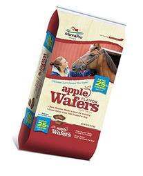 Manna Pro 0093000120 Apple Horse Treat Wafers, 20 lb