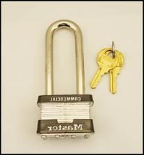 Triton 03164 Long Shackle Padlock