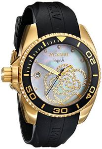 Invicta Women's 0489 Angel Collection Cubic Zirconia-