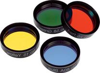Orion 05514 Basic Set of 1.25-Inch Four Color Filters