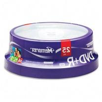 Memorex 05618 DVD+R 25Pk 16X Spindle