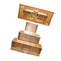 Rugged Ranch 072324 Rugg Egg Ranch Duplex Nesting Box