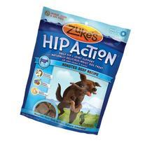 Zukes 0875351 Hip Action Dog Treats Beef Formula 6 oz - 170