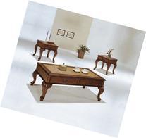 Acme 09652 3-Piece Trudeau Coffee/End Table Set