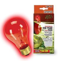 Zilla 09922 Night Red Incandescent Heat Bulb, 100-Watt