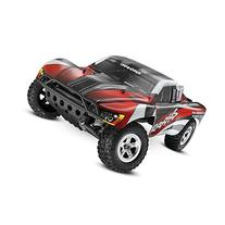 Traxxas 1/10 Slash 2WD Short Course 2.4GHZ Vehicle, Red/