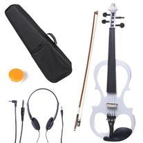 Cecilio 1/2 CEVN-2W Solid Wood  Electric/Silent Violin with