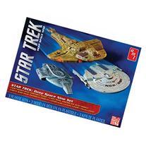 1 2500 Star Trek Cadet Deep Space 9 - 3 Ship Set