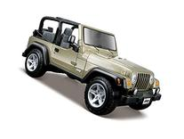 Maisto 1:27 Scale Jeep Wrangler Rubicon Diecast Vehicle