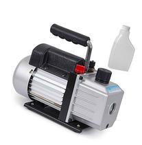 1/3HP 4 CFM Rotary Vane Deep Vacuum Pump HVAC Tool For AC