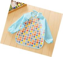1 Pcs,Cartoon animation waterproof baby gowns for children