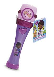 1 X Doc McStuffins Musical Light-up Microphone by Disney