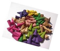1 X Incense Cones Mixed Variety of Scents  Thailand Product
