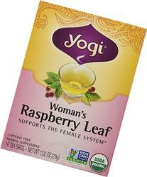Yogi Teas Tea Woman Rspbry Leaf Org
