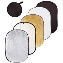 """Signstek 5-in-1 24"""" x 36"""" Collapsible Multi Disc Light"""
