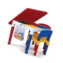 2-in-1 Construction Table Set