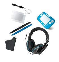 1 - 8 in 1 Essentials Pack for Wii U