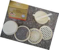 Dealglad 6 In 1 Baby Food Making Set Spoon Filter Masher