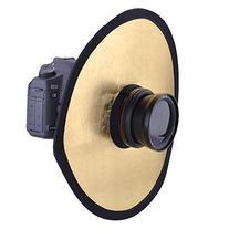 "Neewer 12""/30CM 2-in-1 Gold & Silver Portable Circular"