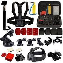 GooKit® 30-in-1 Accessories Kit Bundle + Large Shockproof