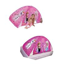 Disney Frozen 2 in 1 Light Up Play Tent / Bed Tent
