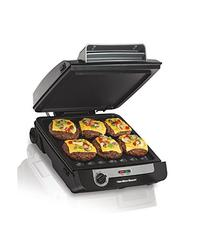 Hamilton Beach 3-in-1 MultiGrill Indoor Grill, Griddle &