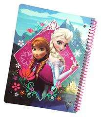 Disney Frozen 1 Subject Wide Ruled Notebook