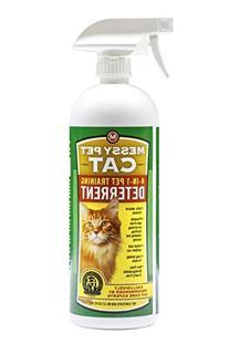 MESSY PET CAT 4-in-1 Pet Training Deterrent, 27.05 oz