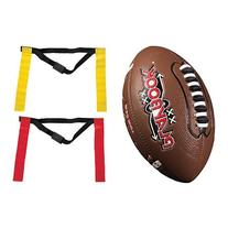 Franklin Sports Ten Player Flag Football Set