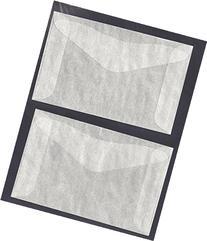 "100 #2 Glassine Envelopes measuring 2 5/16"" x 3 5/8"