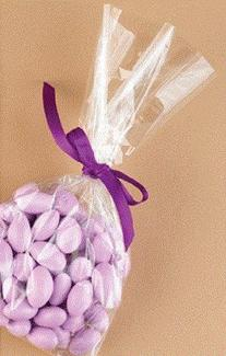 "100 / Cello Bag, Candy Treat Bags 5x10""  Gift Packaging"