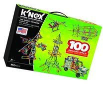 K'NEX 100 Model Building Set - 863 Pieces - Ages 7+