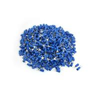 1000 Pcs SV2-3.7S AWG 16-14 Blue Pre Insulated Fork