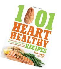 1,001 Heart Healthy Recipes : Quick, Delicious Recipes High