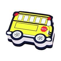 Ashley 10018 School Bus Magnetic Whiteboard Eraser -