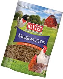 KAYTEE PRODUCTS 100522905 Meal Worms, 32 oz