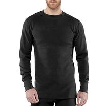 Carhartt Men's 100639 Force Heavyweight Cotton Thermal Crew