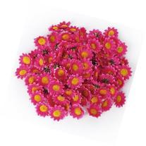 100x Artificial Gerbera Daisy Flowers Heads for DIY Wedding