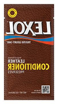 Lexol 1016 Leather Conditioner Quick Wipe Towelette, 100-