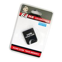 VIPstore® 64MB 1019 Block Memory Card compatible for Wii &