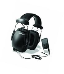 Howard Leight by Honeywell Sync Stereo MP3 Earmuff , Black
