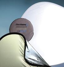 Westcott 1036  52-Inch 4-In-1 Sunlight/Silver Reflector Kit