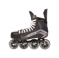 Bauer 1047270 Youth Vapor X300R Roller Hockey Skate, Black,