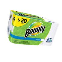 105 Sheets, 12 Rolls, 2x More Absorbent Select-A Size Paper