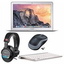Apple 13.3 MacBook Air MJVE2LL A Notebook Computer Logitech