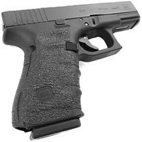TALON Grips 110R for Glock 19/23/25/32/38 /Rubber, Black