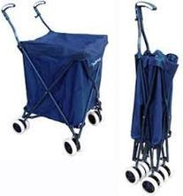 Folding Shopping Cart - Versacart Transit Utility Cart -