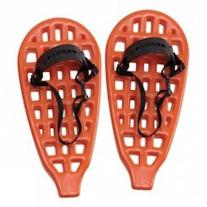 EMSCO Snow Dogs Kids' Poly Snowshoes - Great for Beginners